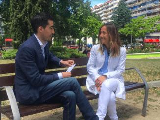 Diana Fuertes: La necesidad de cambiar las cosas me llevó a Ciudadanos