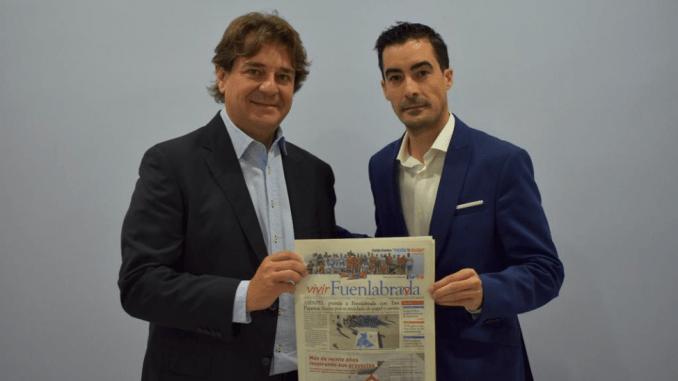 """Javier Ayala (PSOE): """"Las personas son el objetivo fundamental de nuestro proyecto"""""""