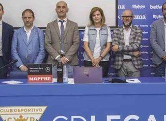 El CD Leganés presenta el estudio sobre el impacto económico, social y de comunicación del club en la ciudad