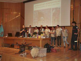 Jornadas formativas impartidas a decenas de profesionales en Leganés