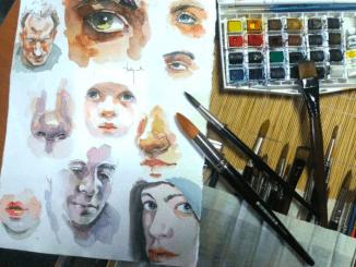El Ayuntamiento de Getafe oferta cursos de pintura para adultos en verano