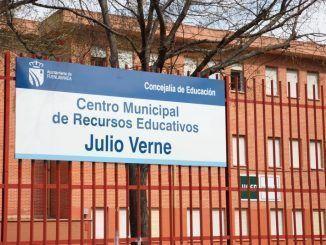 Centro Municipal de recursos Educativos Julio Verne