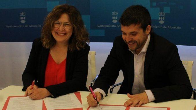 PSOE y UP-Ganar Alcorcón aprueban la reducción de los sueldos de la alcaldesa y del Equipo de Gobierno
