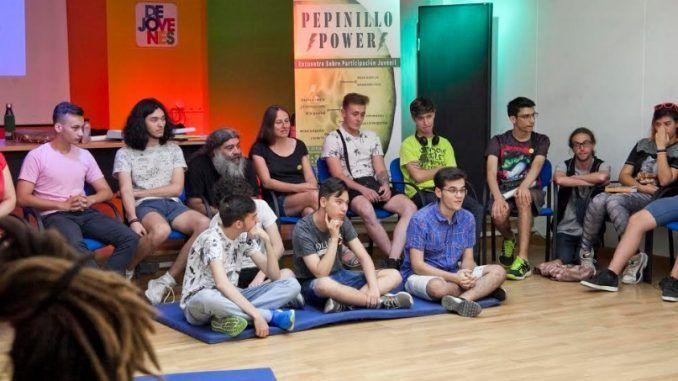 Encuentro de jóvenes en Leganés
