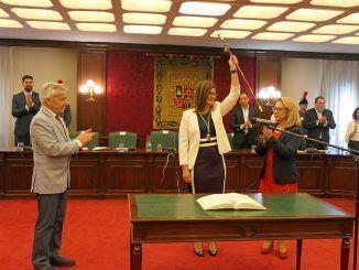 Noelia Posse alcaldesa