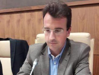 Miguel Ángel Recuenco, portavoz del PP