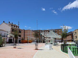 Remodelación de la plaza del Tesillo