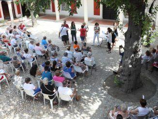 186vecinos participan en el campamento intergeneracional de Getafe