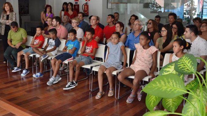 Alcorcón recibe a los saharauis del programa Vacaciones en paz