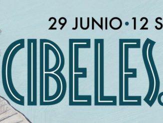 Cartel promocional del Cine de CIbeles