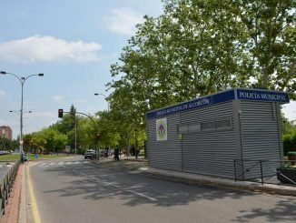 Alcorcón cierra la caseta de la Oficina de Atención Ciudadana