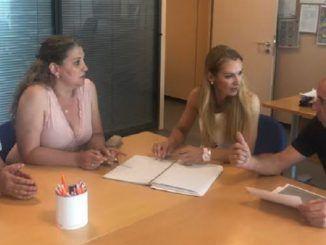 De Frutos se reúne con los afectados por el caso Prádena