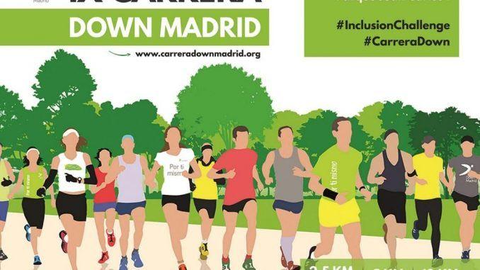 Down Madrid abre el plazo de inscripción para su Carrera Solidaria