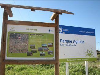 El Ayuntamiento de Fuenlabrada idea una app sobre el Parque Agrario