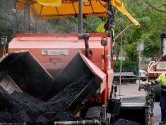 El Ayuntamiento de Móstoles finaliza el Plan de Asfaltado