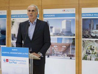 El nuevo Hospital La Paz crecerá en altura y podría llegar a tener 33 plantas