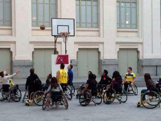 Jornada sobre el deporte inclusivo organizada por el Ayuntamiento de Madrid