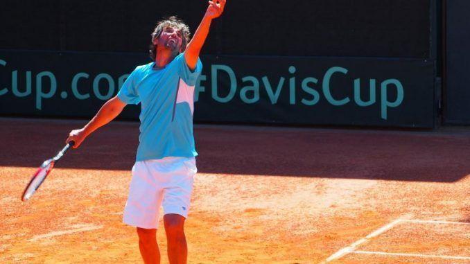 La copa Davis se jugará en Madrid en noviembre
