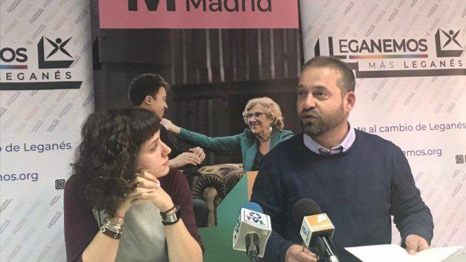 Más Madrid-Leganemos apuesta por un Gobierno progresista