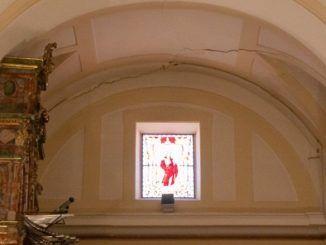 PP de Leganés exige la restauración de la parroquia de San Salvador