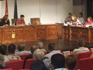 Pleno Municipal del Ayuntamiento de Alcorcón