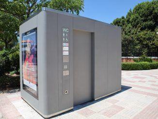 El Ayuntamiento de Fuenlabrada instala tres aseos públicos