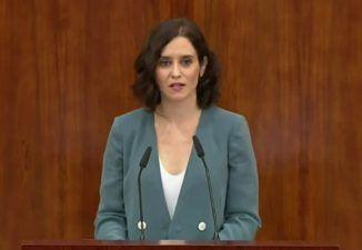 Isabel Díaz Ayuso,