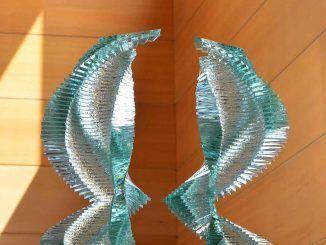 Pieza de vidrio del MAVA, Alcorcón