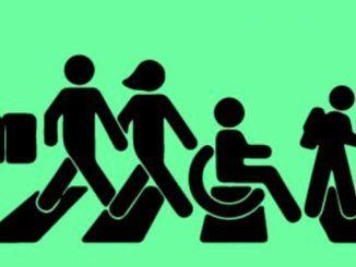Alcorcón aprueba por unanimidad hacer más seguros y más adaptados a los discapacitados los pasos de cebra