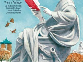 31ª Feria de otoño del libro viejo y antiguo de Madrid.