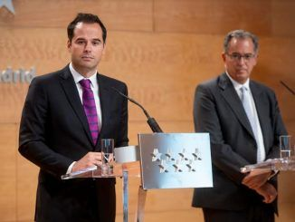 Ignacio Aguado y Enrique Ossorio aportan datos del Informe de Inicio de Curso.