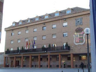 Ayuntamiento de Móstoles.
