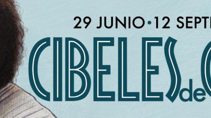 Cartel promocional del Cine de CIbeles.