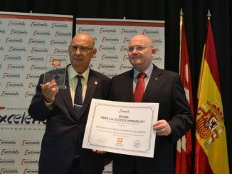 Prosciencia, galardonada con el premio a la Excelencia Empresarial.