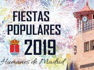Fiestas populares de Humanes 2019