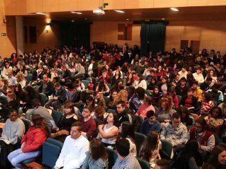 I Congreso de Valores para Jóvenes en Leganés.