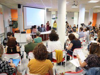 III Encuentro de Ciudades Antirumores en Fuenlabrada.