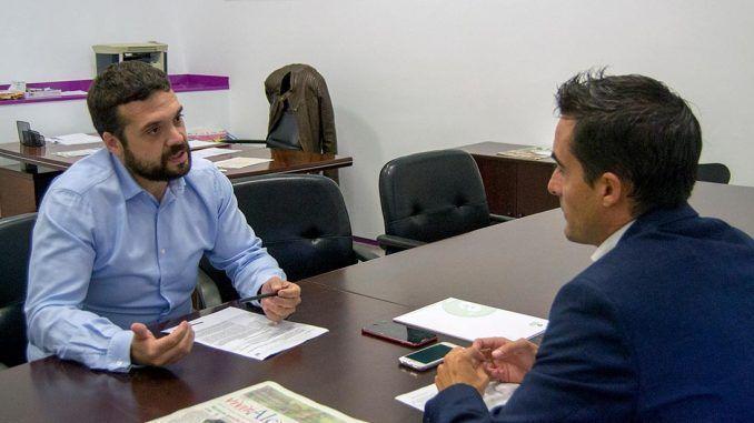 Entrevista a Jesús Santos