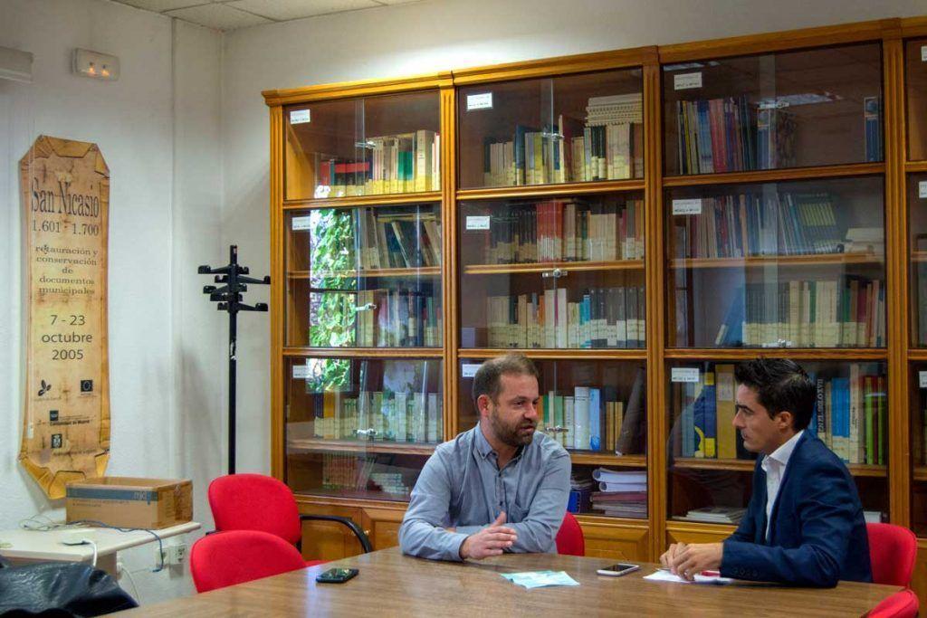entrevista a Fran Muñoz Leganemos