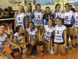 El superliga 2 femenino tras el partido disputado en Tenerife.