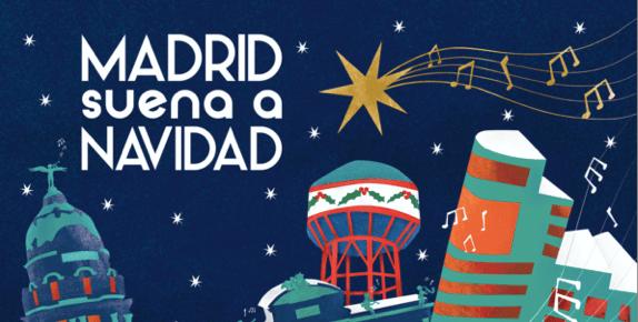 Madrid suena a navidad
