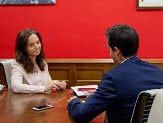 Entrevista Sara Hernández Alcaldesa de Getafe