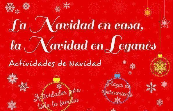 La Navidad llega a Leganés