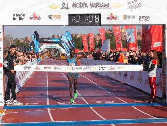 media maratón Getafe