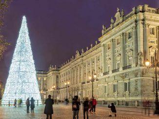 Programación de Navidad Madrid 2019 2020