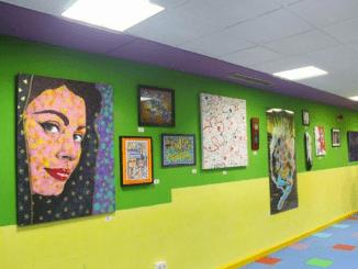 El Centro Joven de Alcorcón alberga una exposición de arte del Overgraff Collective
