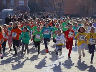 Más de 7.000 alumnos y alumnas de 40 centros educativos participarán en los Campeonatos Escolares de Campo a Través Getafe 2020