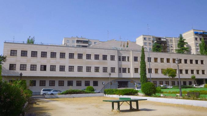 centro joven alcrocón