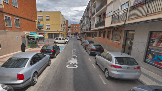 Calle Lope de vega getafe