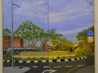 Alcopi, colectivo de arte de Alcorcón, celebró elpasado año su décimo aniversario. Nacido en el seno de la Universidad Popular deAlcorcón, cuenta con veintisiete socios y socias que sienten pasión por la pintura.